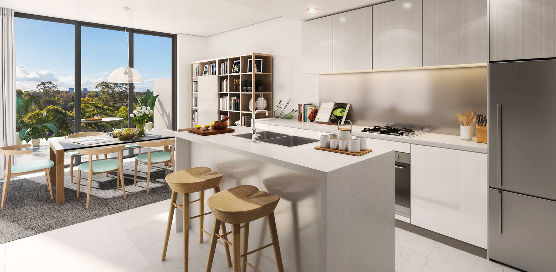 kitchen renovations in sydney penrith blue mountains kitchen